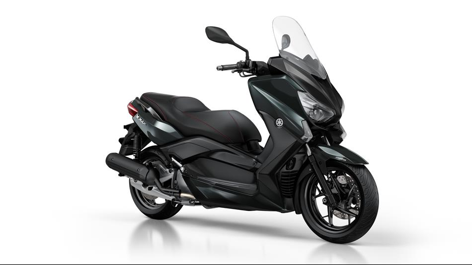 x max 125 abs 2016 scooter yamaha motor italia. Black Bedroom Furniture Sets. Home Design Ideas