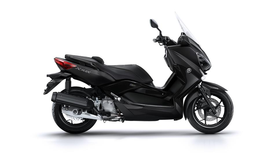 x max 125 iron max abs 2016 scooter yamaha motor france. Black Bedroom Furniture Sets. Home Design Ideas