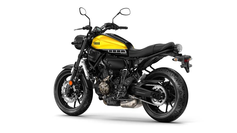 Xsr700 Abs 2016 Motorcycles Yamaha Motor Uk