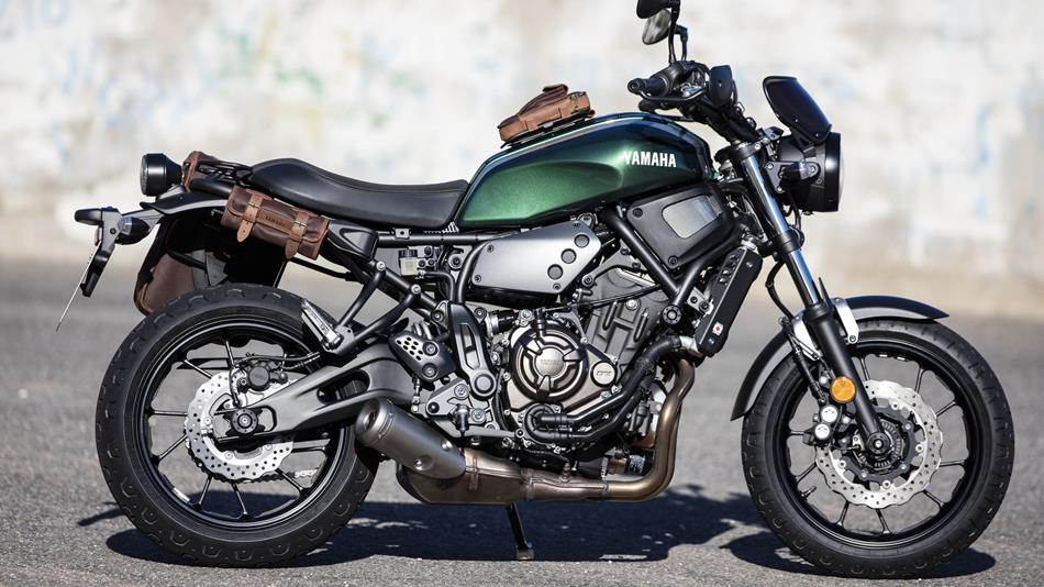 Xsr700 Abs 2016 Accessories Motorcycles Yamaha Motor Uk
