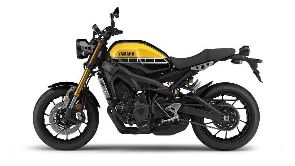 2016 Yamaha Motorcycles 900