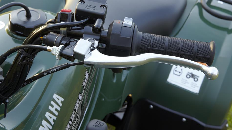 Warn Yamaha Atv Winch