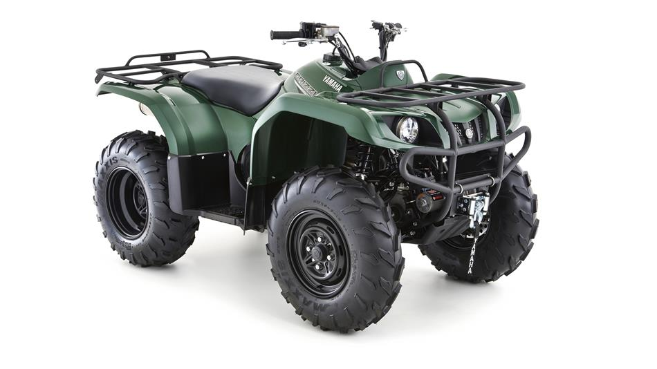 Grizzly 350 2wd 2016 Atv Yamaha Motor Deutschland Gmbh