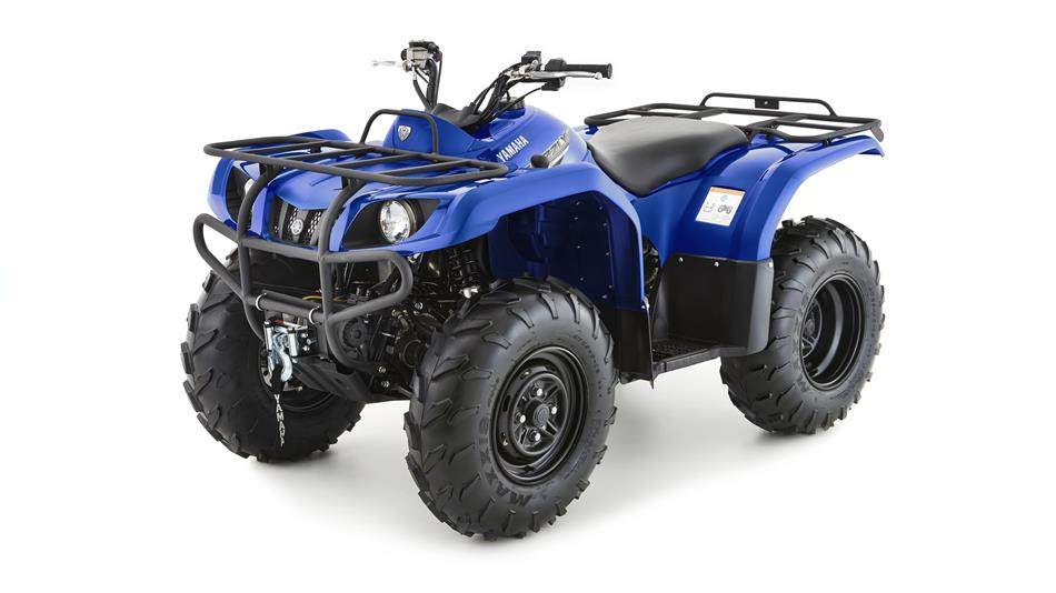 quad yamaha grizzly 350