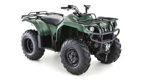 Grizzly 350 4WD 2016