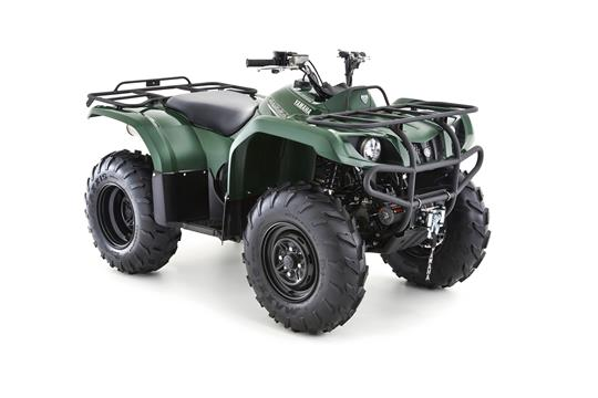 Grizzly 350 4x4