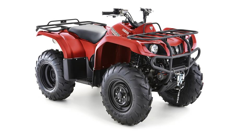 Grizzly 350 4wd 2016 Atv Yamaha Motor Uk