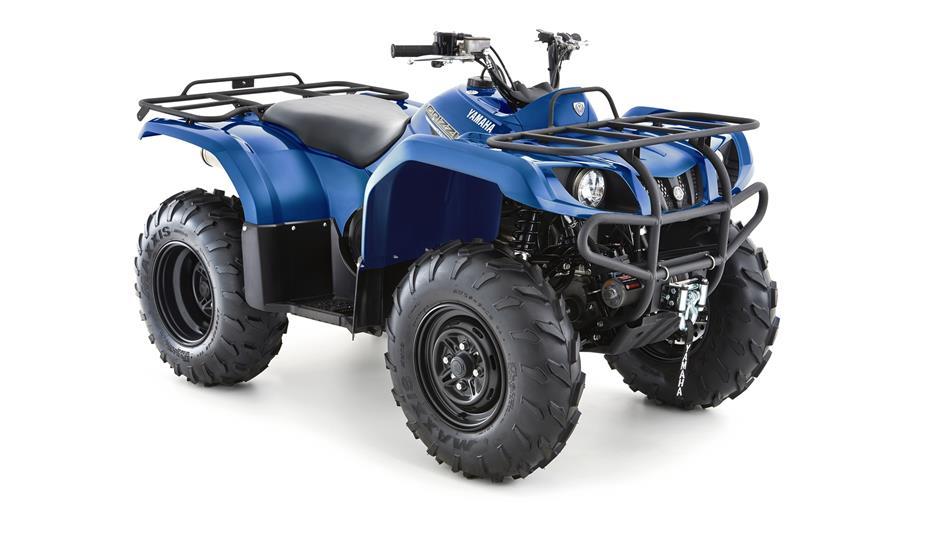 Grizzly 350 4WD 2016 Details & Technische specificaties - ATV ...