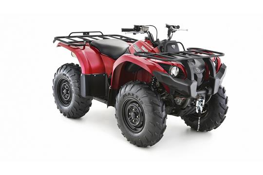 Grizzly 450 4x4 EPS