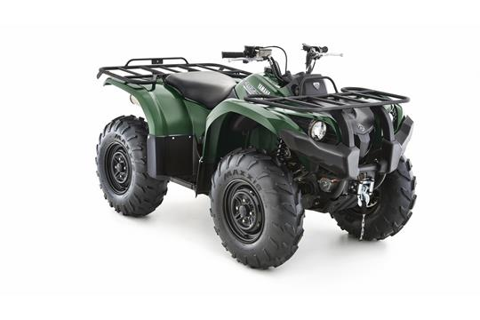 Grizzly 450 4x4 EPS T3