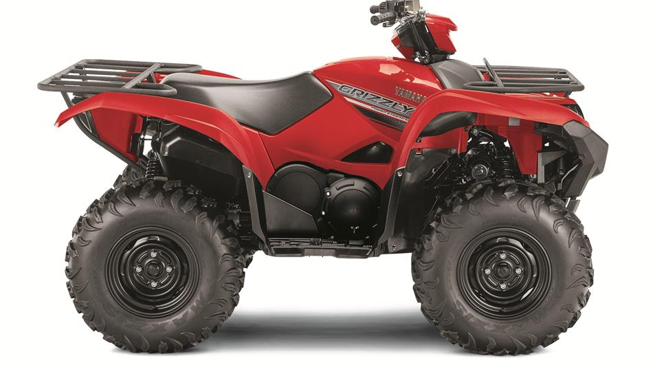 Grizzly 700 4x4 eps quad rando utilitaire yamaha for Yamaha kodiak 700 top speed
