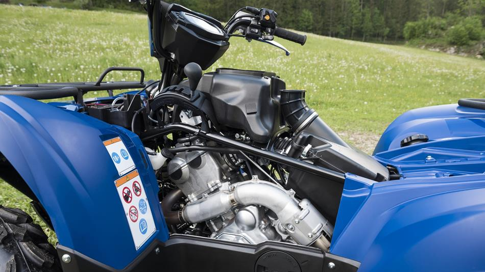 Grizzly 700 eps eps se 2016 technical details atv for 2016 yamaha grizzly 450