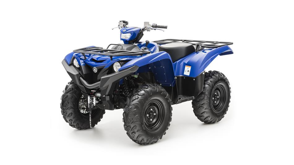 Yamaha Grizzly Performance Parts