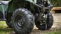 Des pneus de 25pouces