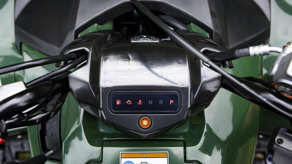 Yamaha Kodiak Light Cover