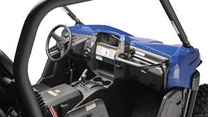 Car-style cabin