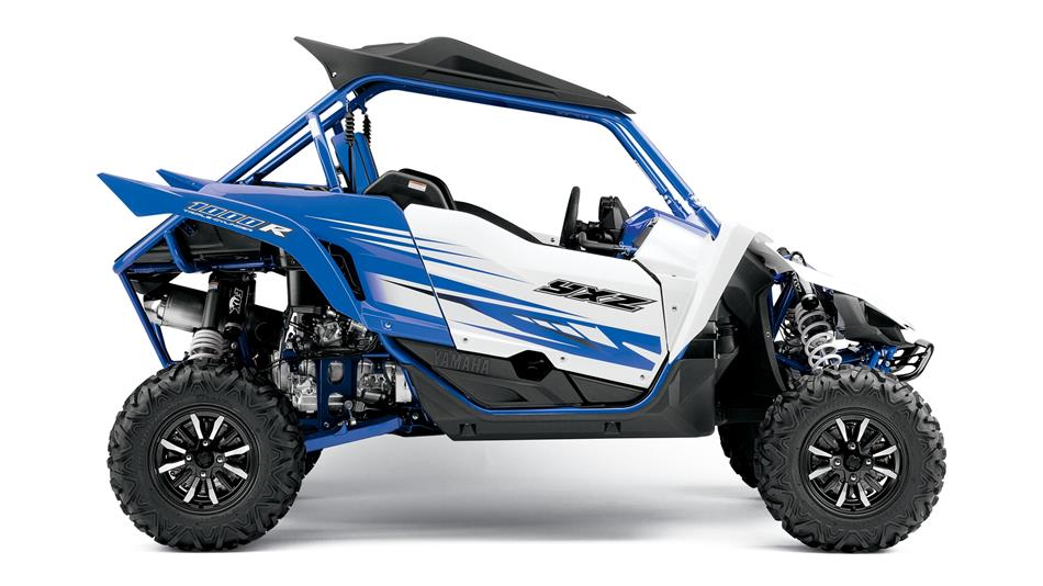 2016 Yamaha YXZ1000R EU Racing Blue Studio 002