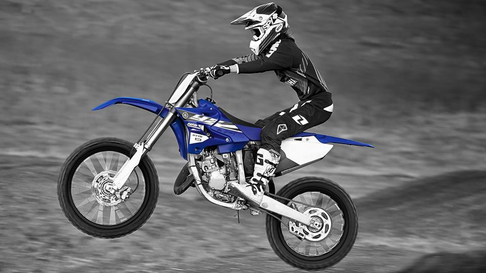 Yz125 2016 Motorcycles Yamaha Motor Uk