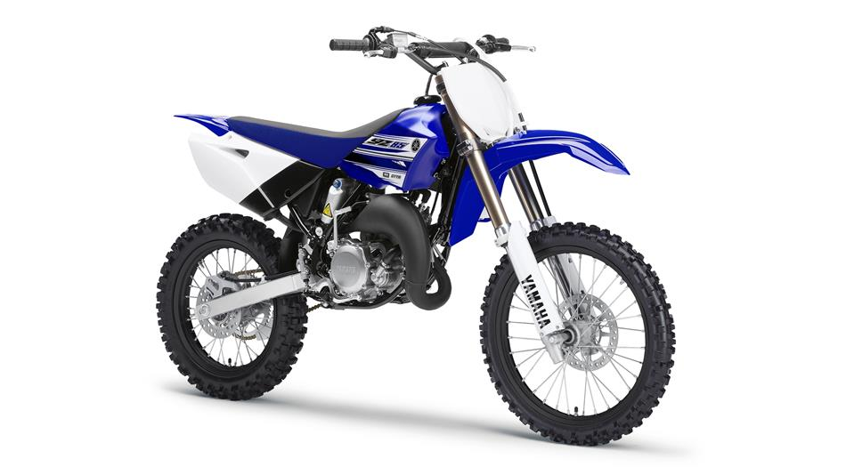2016 Yamaha Yz85 Lw Eu Racing Blue Studio 001
