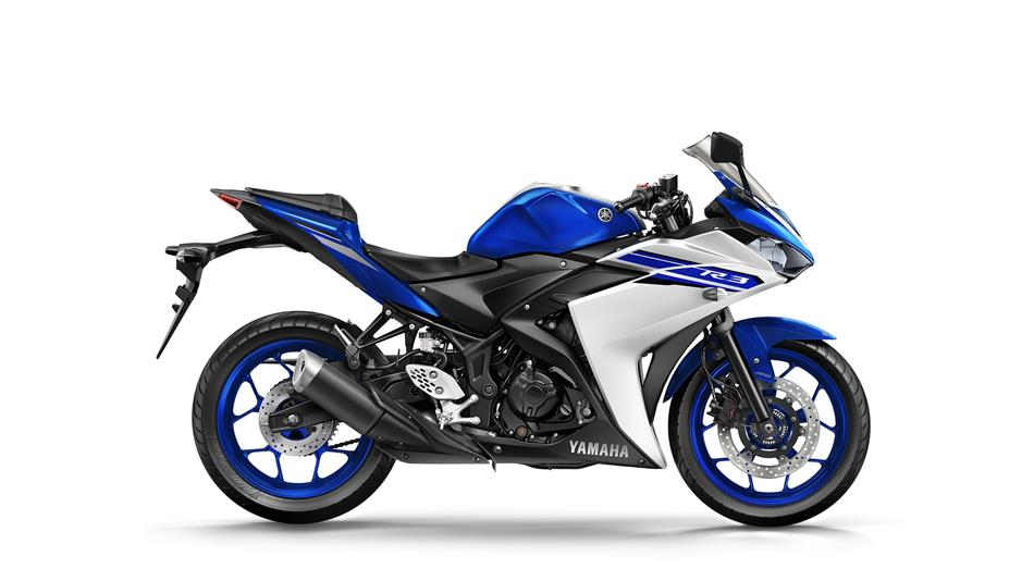 Yzf R3 2016 Motorcycles Yamaha Motor Uk