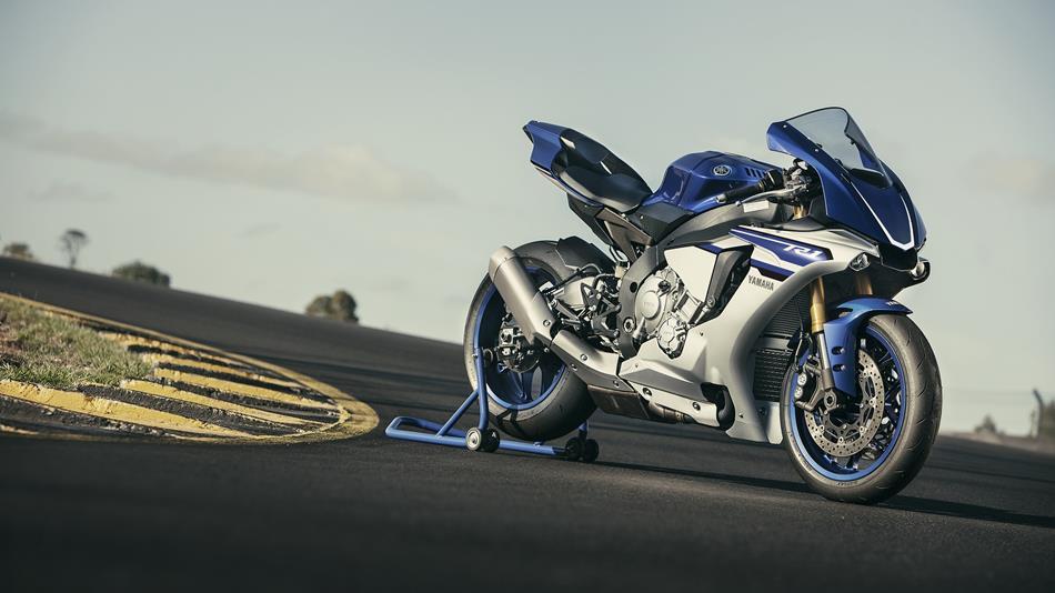 Yamaha 1000 R1 2016