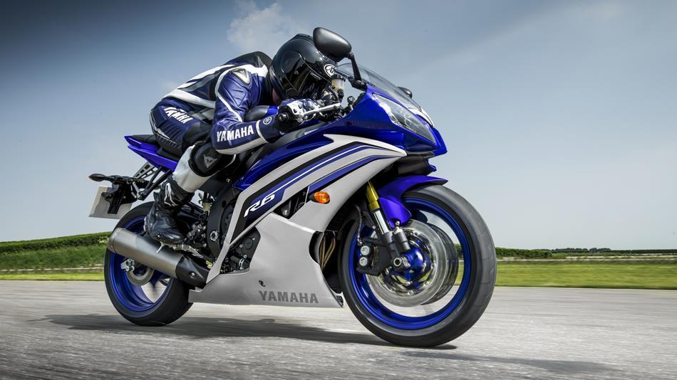 YZF-R6 2016 - Motorräder - Yamaha Motor Deutschland GmbH