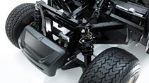 Tru-Trak II fully independent front suspension