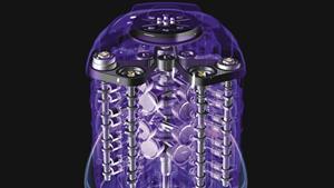 5,3 liters 60º V8, DOHC med VCT (variabel ventilstyring)