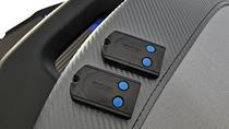 Fernverriegelungssystem mit der Drehzahlreduzierung Low-RPM Mode™