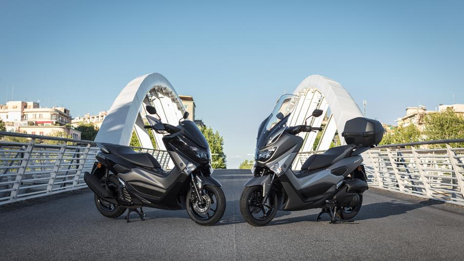 Nmax 125 2017 Accessories Scooters Yamaha Motor Uk