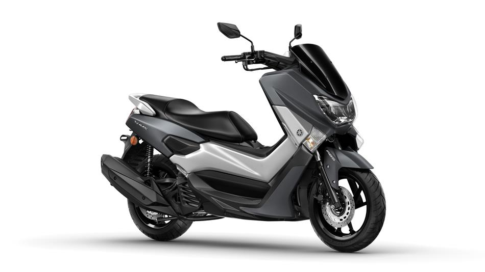 yamaha scooters. 2017-yamaha-nmax-eu-matt-grey-studio-001 yamaha scooters o