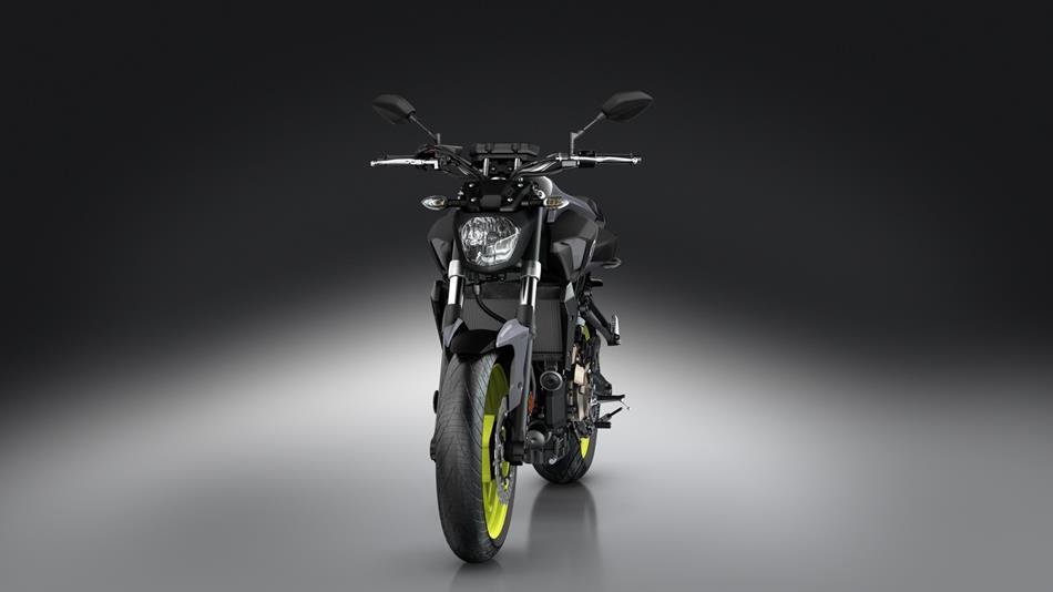 Mt 07 2017 Motorcycles Yamaha Motor T 252 Rkiye