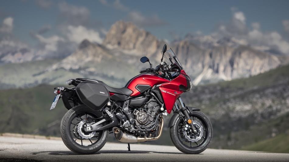 Tracer 700 2018 Accessoires Motoren Yamaha Motor