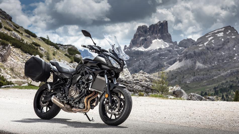 tracer 700 abs 2017 accessori motocicli yamaha motor italia. Black Bedroom Furniture Sets. Home Design Ideas