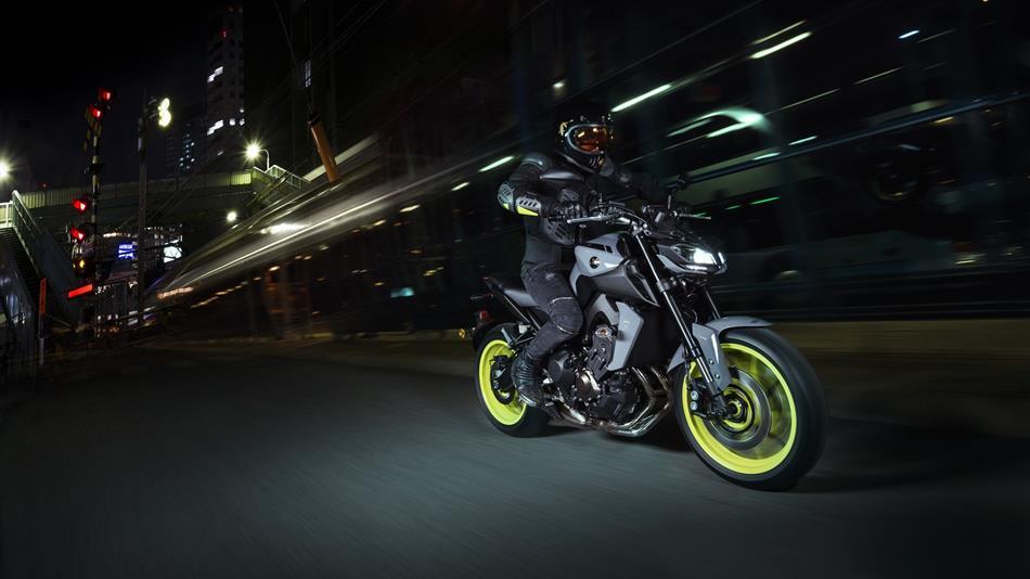 Yamaha Fz Sport Tourer