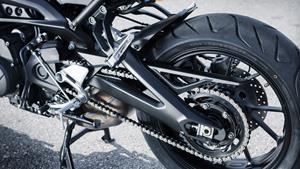 Lightweight CF die-cast aluminium frame