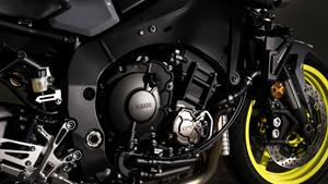 Motor CP4 în 4 cilindri cu arbore cotit având manetoanele decalate la 90°