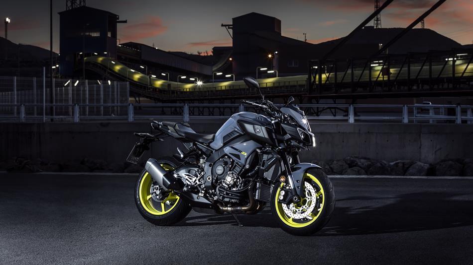 Hyper Sport 2017 >> MT-10 2017 - Motorcycles - Yamaha Motor UK