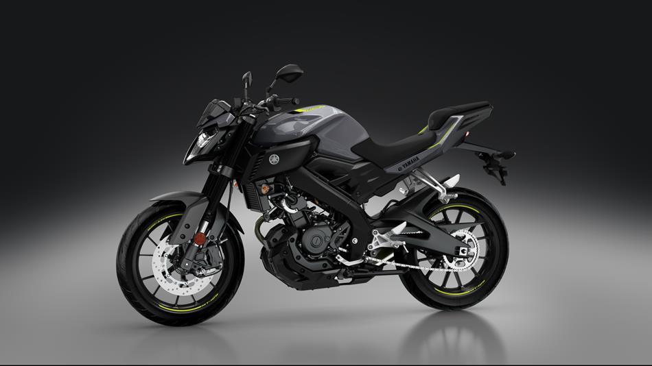 mt 125 2017 motorcycles yamaha motor uk. Black Bedroom Furniture Sets. Home Design Ideas