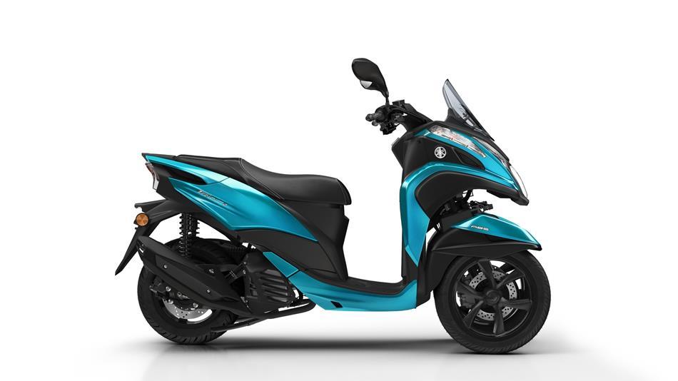 Yamaha Mw Tricity