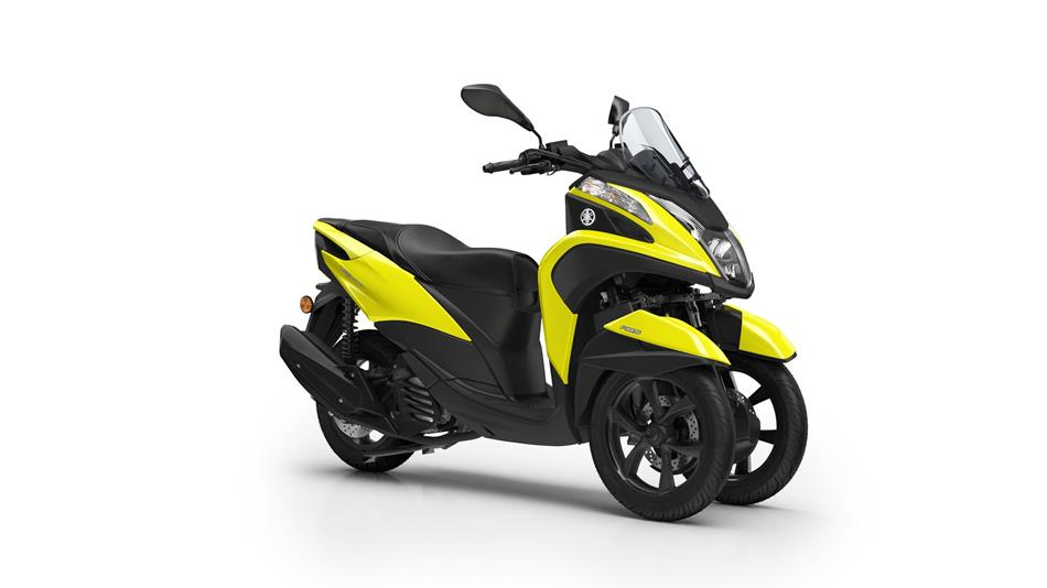 tricity 125 2017 scooters yamaha motor uk. Black Bedroom Furniture Sets. Home Design Ideas