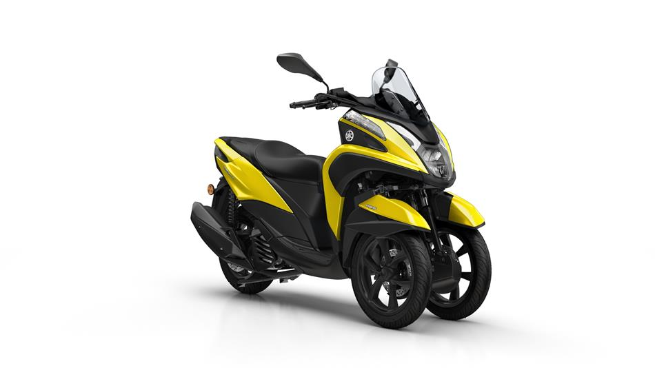 tricity 125 2017 scooters yamaha motor uk. Black Bedroom Furniture Sets. Home Design Ideas
