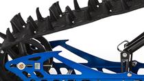 High-performance Camoplast® Power Claw track