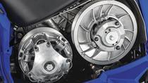 New Yamaha YSRC clutch system