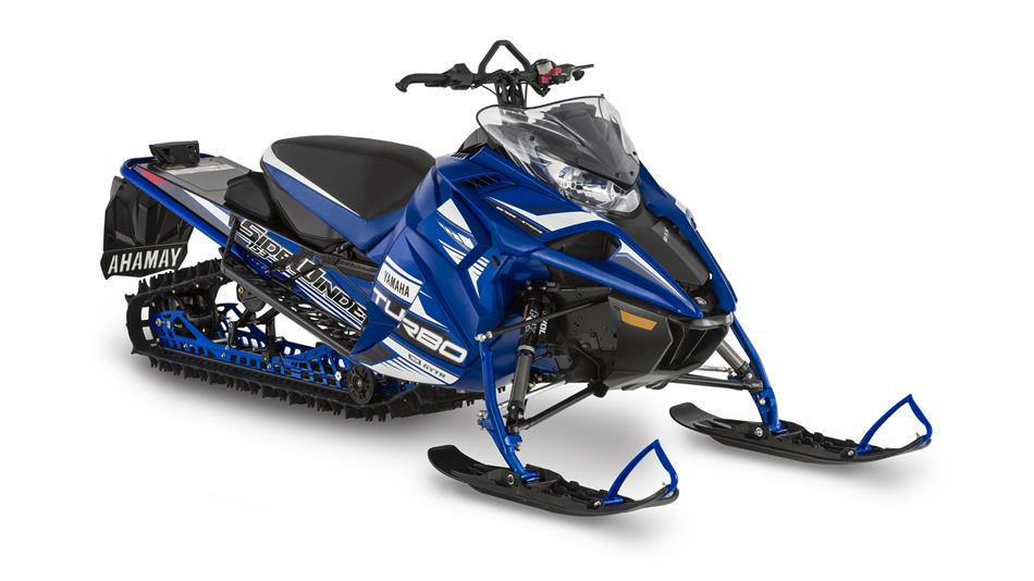 Yamaha Sidewinder Accessories