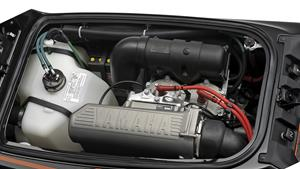 Högpresterande 2-taktsmotor