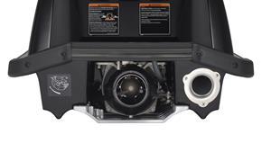 Hyper-Flow-pumppu ja säädettävä ohjaussuutin