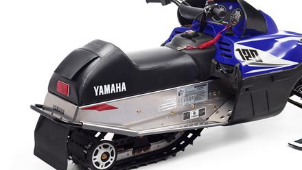 Srx 120 2017 points forts et caract ristiques motoneige for Yamaha clp 120 specification