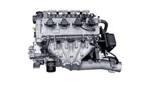 Kraftvoller 1.812-cm³-Hochleistungsmotor