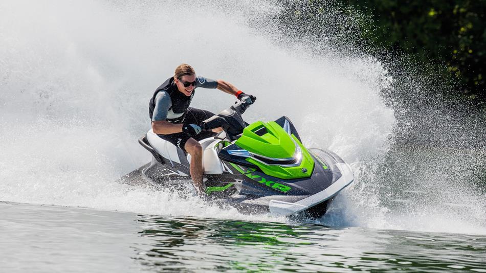 Vxr 174 2017 Waverunners Yamaha Motor Uk